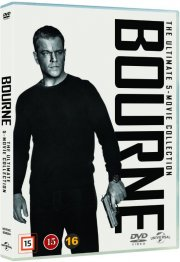 bourne 1-5 box set - DVD