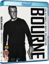 bourne 1-5 box set - Blu-Ray