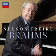 nelson freire - brahms recital - cd