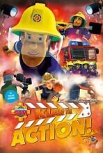 brandmand sam - klar til action! - DVD