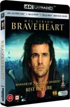 braveheart - 4k Ultra HD Blu-Ray