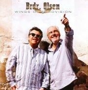 brødrene olsen - wings of eurovision - cd