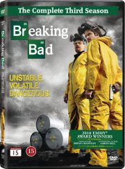 breaking bad - sæson 3 - DVD