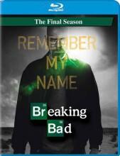 breaking bad - sæson 5 del 2 - Blu-Ray