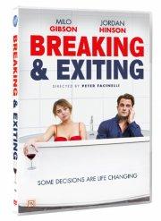 breaking & exiting - DVD