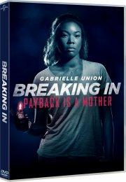 breaking in - gabrielle union - 2018 - DVD