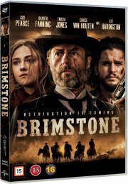 brimstone - DVD