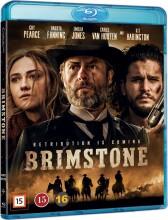 brimstone - Blu-Ray