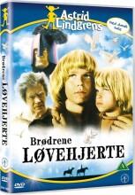 brødrene løvehjerte - DVD