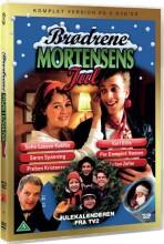 brødrene mortensens jul - fuld længde - tv2 julekalender 1998 - DVD