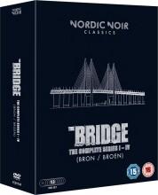 broen 1-4 complete - DVD