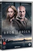 broen - sæson 2 - DVD