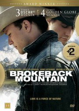 brokeback mountain // the traveler // the good night - DVD