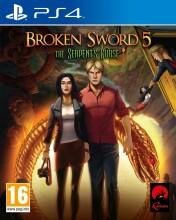 broken sword 5: the serpent's curse - PS4