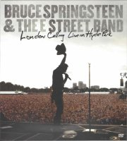 bruce springsteen and the e street band - london calling live in hyde park - DVD