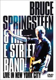 bruce springsteen - live in new york city - DVD