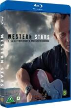 western stars - bruce springsteen - Blu-Ray