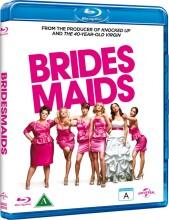 bridesmaids / brudepiger - Blu-Ray