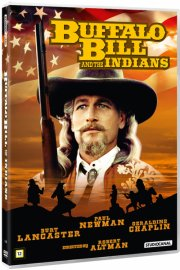 buffalo bill and the indians - DVD