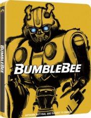 bumblebee the movie - transformers 2018 - steelbook - Blu-Ray