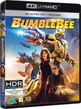 bumblebee the movie - transformers 2018 - 4k Ultra HD Blu-Ray
