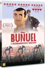 buñuel i skildpaddernes labyrint / buñuel in the labyrinth of the turtles - DVD