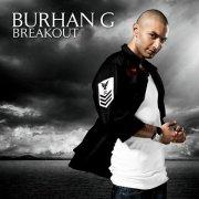 burhan g - breakout - cd