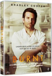 burnt - DVD