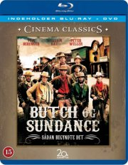 butch and sundance: the early days  - Blu-Ray