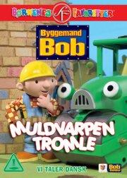 byggemand bob - muldvarpen tromle - DVD
