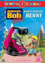 bob the builder - super speedy benny / byggemand bob - super hurtige benny - DVD