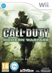 call of duty 4: modern warfare reflex - wii
