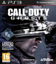 call of duty ghosts - free fall limited edition - PS3