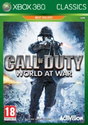 call of duty: world at war - classic - xbox 360