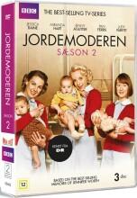 jordemoderen / call the midwife - sæson 2 - DVD