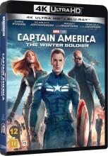 captain america 2 - the winter soldier - 4k Ultra HD Blu-Ray