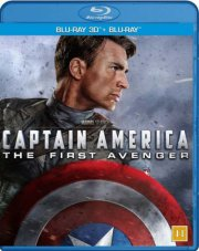 captain america - the first avenger - 3D Blu-Ray