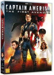 captain america - the first avenger - DVD