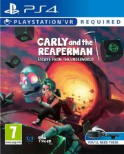 carly and the reaper man vr - PS4