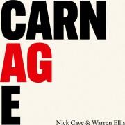 nick cave & warren ellis - carnage - cd