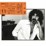 frank zappa & the mothers of invention - carnegie hall - cd