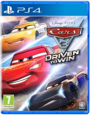 cars 3: driven to win - PS4