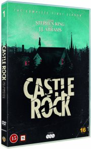 castle rock - sæson 1 - DVD