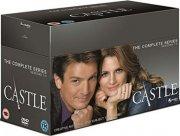 castle: season 1-8 complete - DVD