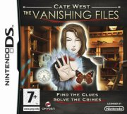 cate west: the vanishing files - nintendo ds