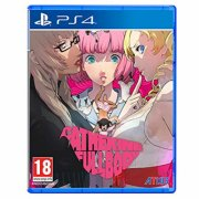 catherine: full body - launch edition - steelbook - PS4