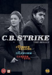 c.b. strike - the series - DVD