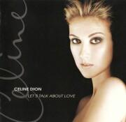celine dion - let's talk about love - cd