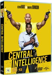 central intelligence - DVD