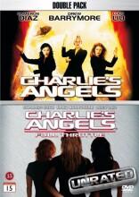 charlies angels // charlies angels 2 - full throttle - DVD